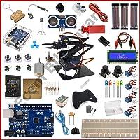 Arduino Başlangıç Seti UnoR3 49 Parça (Robot Kol Hediyeli)