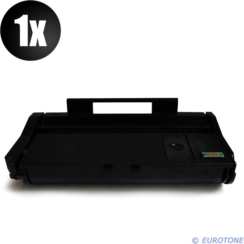 XXL Eurotoner pour Ricoh Aficio SP100 und SP112 mit Scan Fax WLAN etc Replace SP100 407166