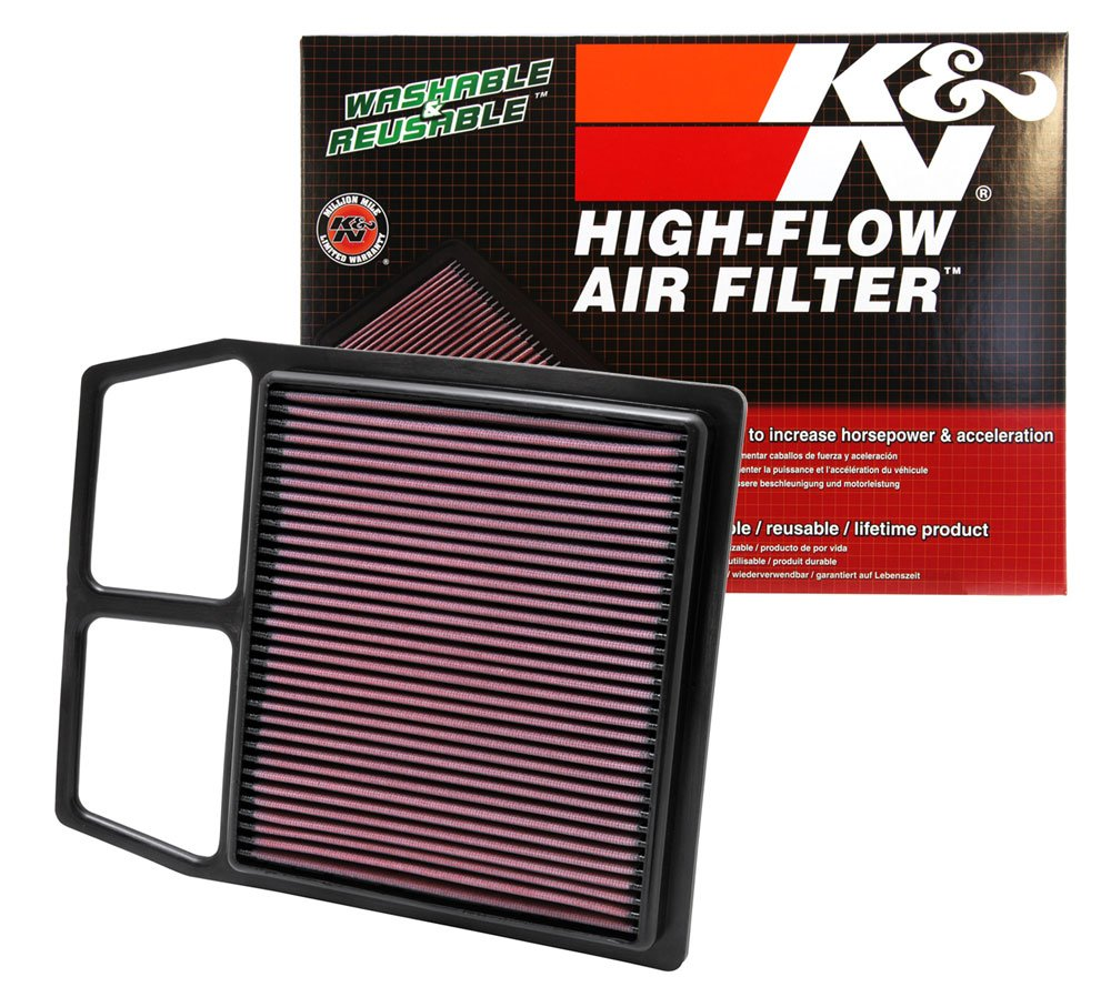 K/&N CM-8011 Can-Am High Performance Replacement Air Filter