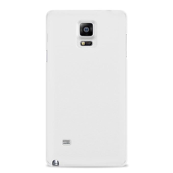 14 opinioni per Puro SGNOTE403TR Ultra SLIM CASE NOTE IV Transparent White