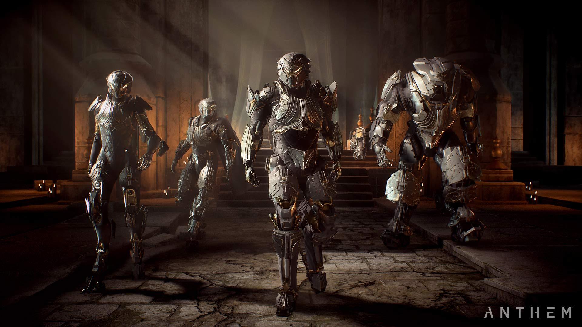 Amazon com: Anthem - Standard - PC: Video Games