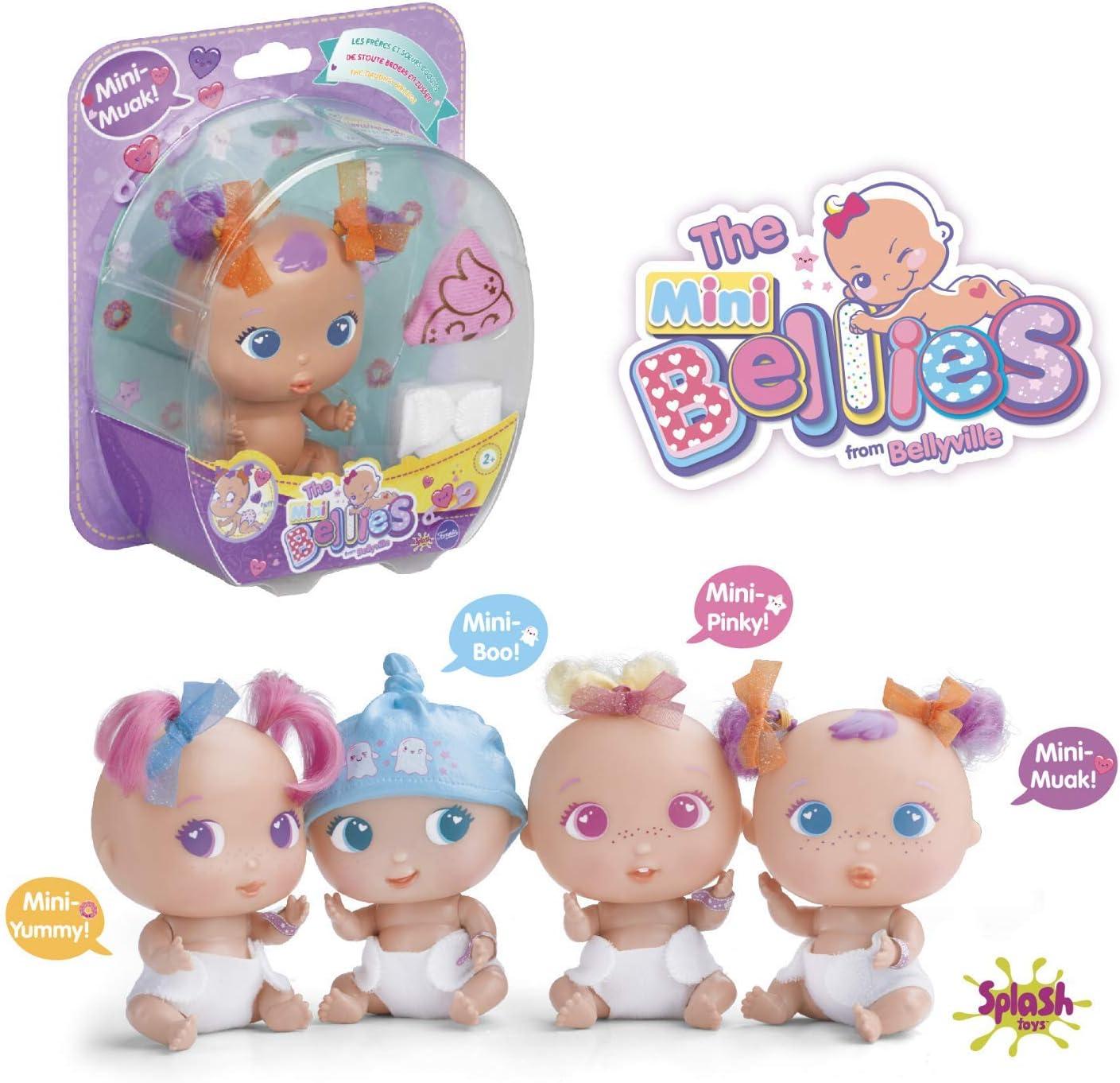 Amazon.es: The Bellies - Mini Yumi-Yummy (Famosa 700015202 ...