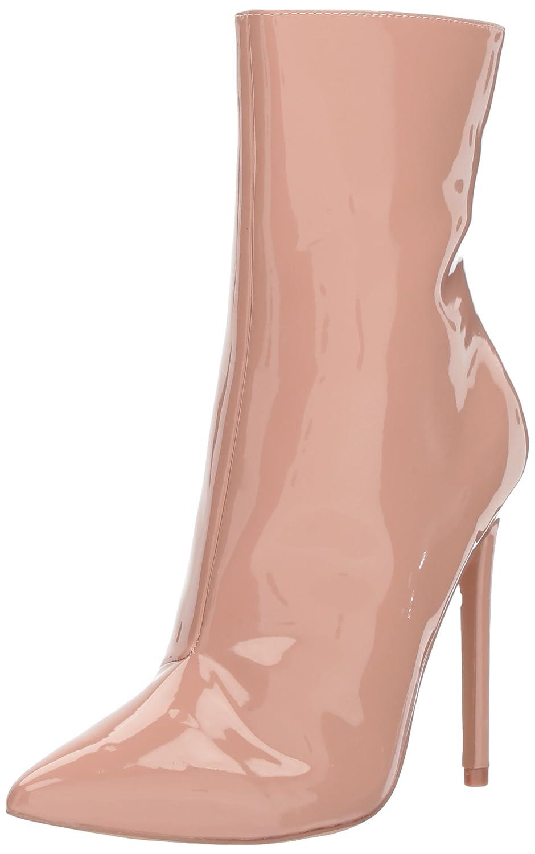 Steve Madden Woherren Wagner Ankle Stiefelie, Blaush Patent, 8.5 M US