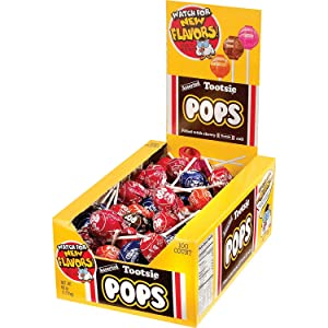 Tootsie Roll Pops, 100 ct.ES