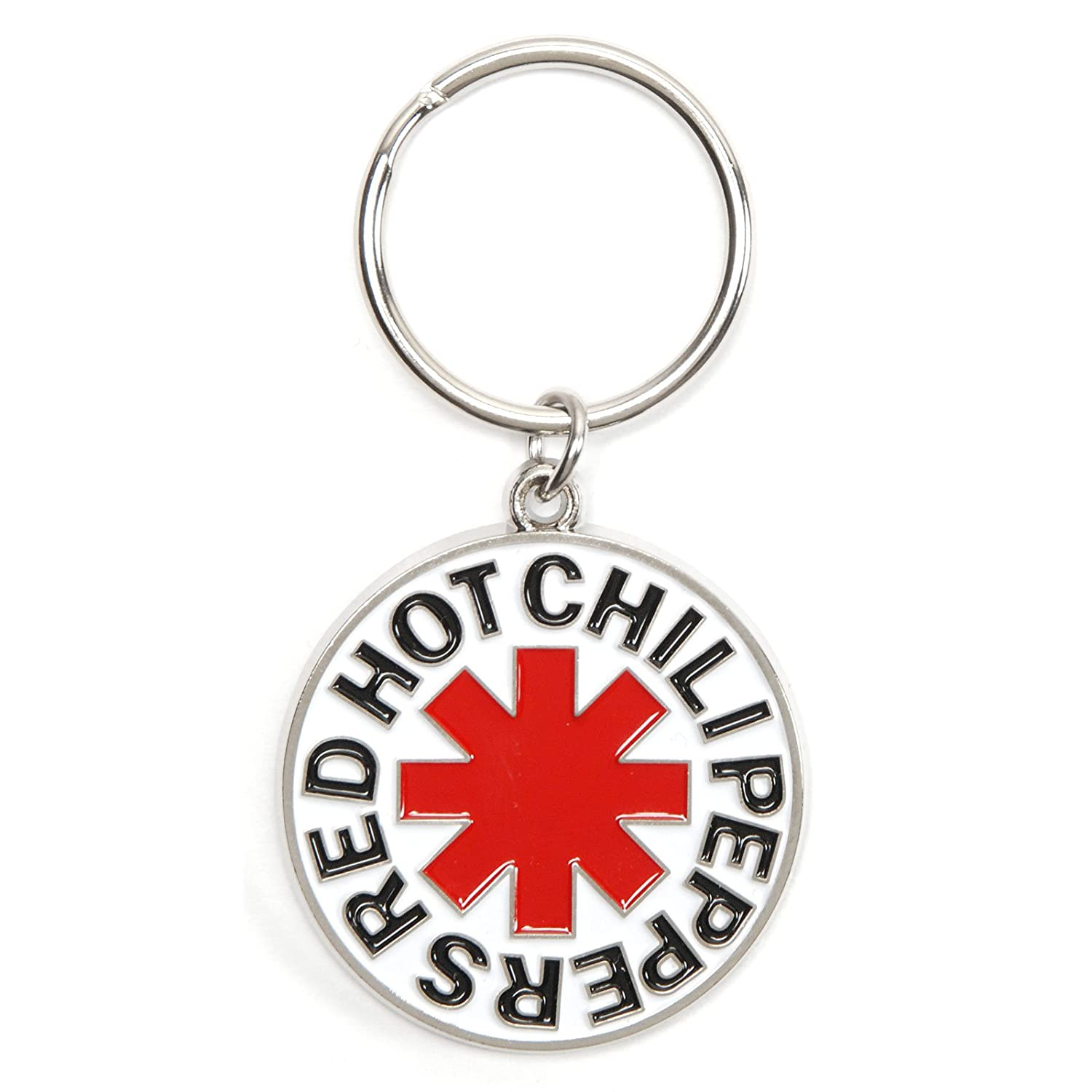 Amazon.com: Red Hot Chili Peppers – Asterisk metal Key ...