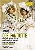 Mozart, Wolfgang Amadeus - Così fan tutte (Gesamtaufnahme) [2 DVDs]