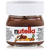 Nutella - Nuss-Nougat Schokoladenaufstrich im Mini-Glas - 25g
