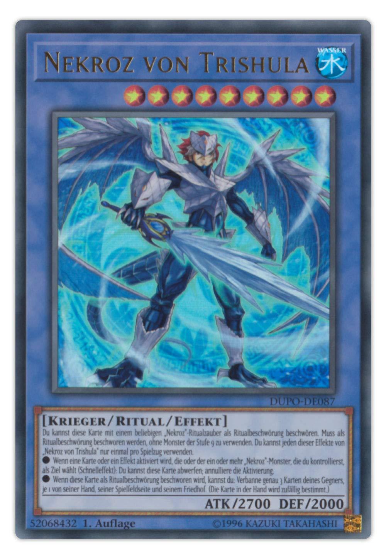 Duel Power Einzelkarten Auswahl 1 Yu-Gi-Oh DUPO-DE001 Magier des Chaos Auflage deutsche Ausgabe