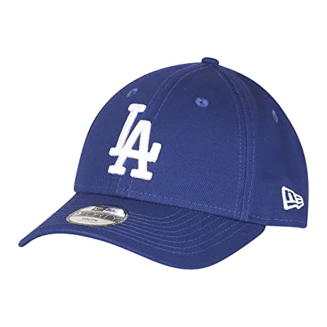 70056635058 Image Unavailable. Image not available for. Color  New Era Los Angeles  Dodgers OTC Kids Essential 9Forty Strapback Cap Youth Jugendliche