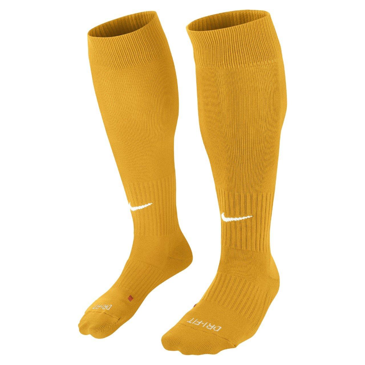 Nike Herren Socken, Socken Classic Ii, Gold (GoldWhite), Gr