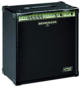Behringer Ultrabass BX1800 180W Amplificador de Bajo