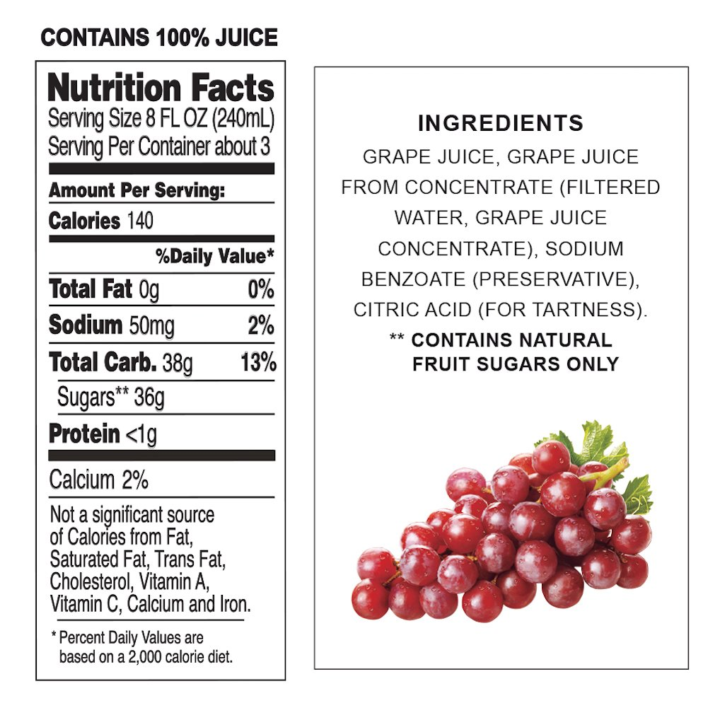 Amazon.com : Welch's Sparkling Red 100% Grape Juice, Non-Alcoholic, Star  Wars, 25.4 Ounce Bottles (Pack of 6) : Grocery & Gourmet Food