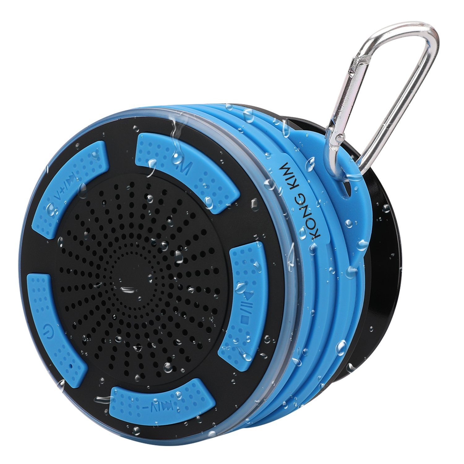 Portable Bluetooth Shower Speaker Super Loud Waterproof...