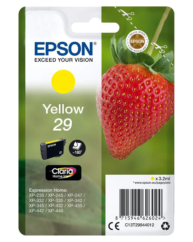 Epson C13T29844022 Cartucho de tinta