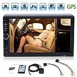 MKChung 7 HD Bluetooth Touch Screen Car GPS
