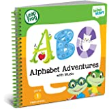 LeapFrog LeapStart Preschool Activity Book: Alphabet Adventures and Music