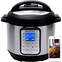 Instant Pot Smart WiFi 6 Quart Electric Cooker