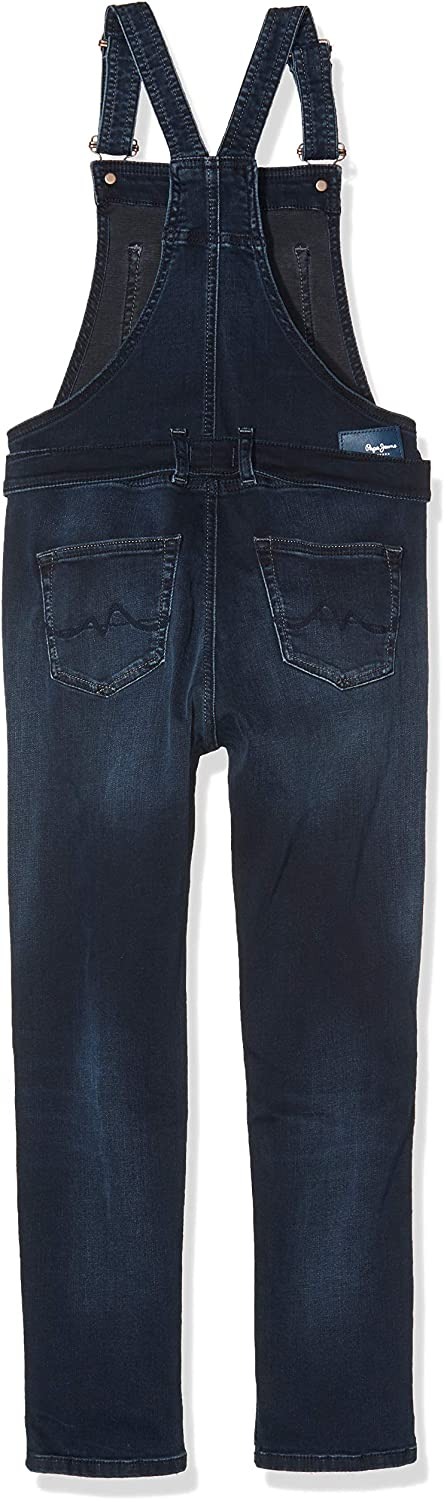 Pepe Jeans M/ädchen Chalk Bowie Overall
