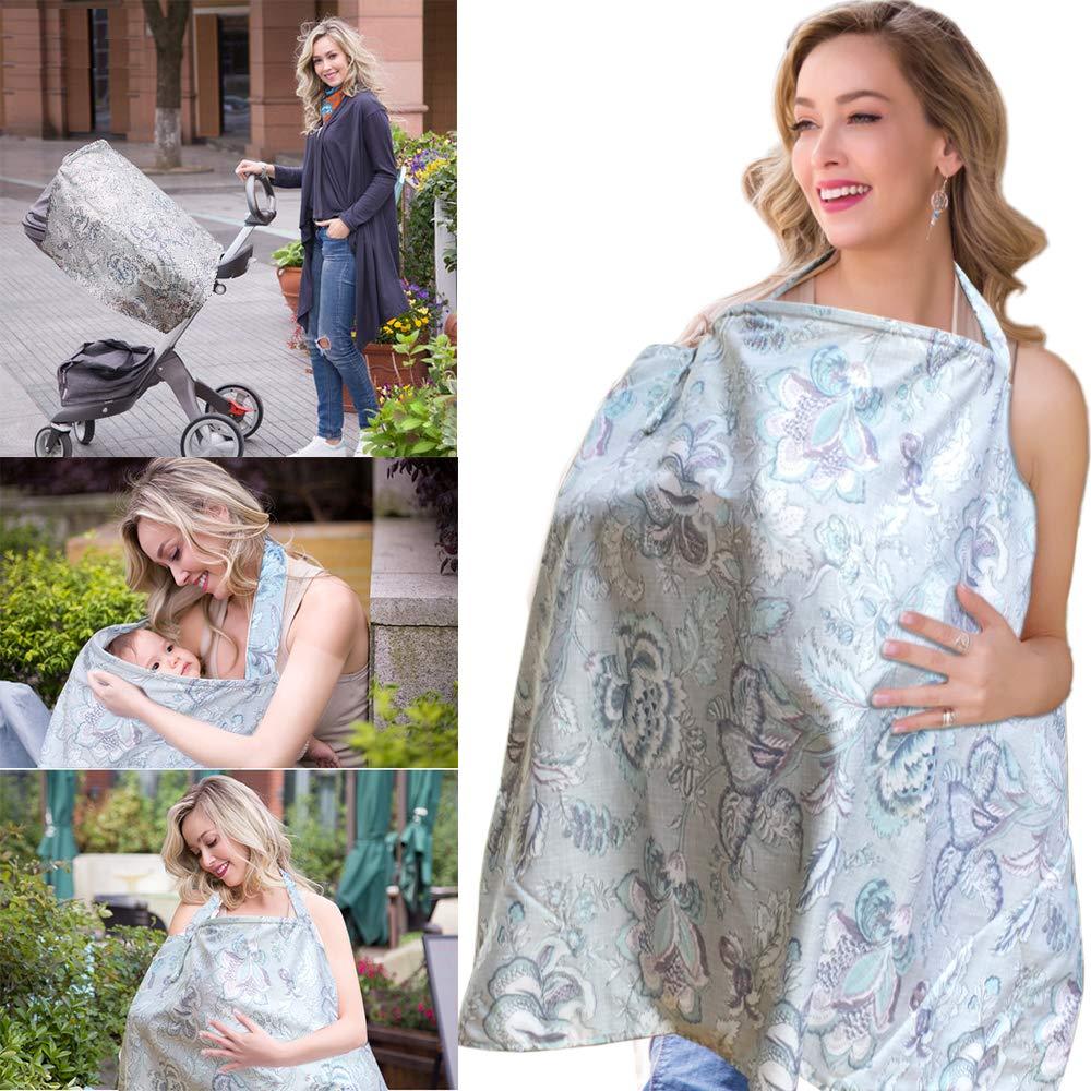 激安人気新品 Baby B01DXFCS62 Nursing Neckline. Cover Cover for Breastfeeding Babies with Privacy Neckline. 100% Breathable Breastfeeding Cover Cotton.. (Star) by Darlings World B01DXFCS62, 黒平まんじゅう本舗:9f0d76f4 --- a0267596.xsph.ru