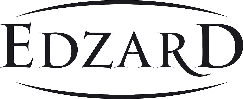 EDZARD Korb Aufbewahrungskorb Basso, Basso, Basso, versilbert und anlaufgeschützt, 14 x 25 cm B00QTJDBKW Obstschalen dae1ee