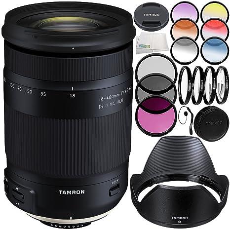 Review Tamron 18-400mm f/3.5-6.3 Di
