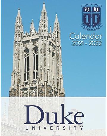Duke 2022 Calendar.Architecture Calendars Amazon Com