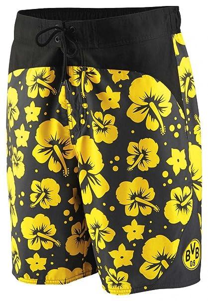 unique design lowest price hot sale online Puma BVB Board Shorts Kinder Kids Badeshorts Boardshorts Borussia Dortmund