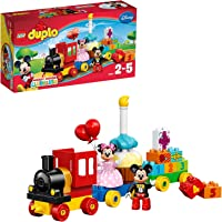 LEGO® DUPLO® Mickey ve Minnie Doğum Günü Gösterisi (10597)