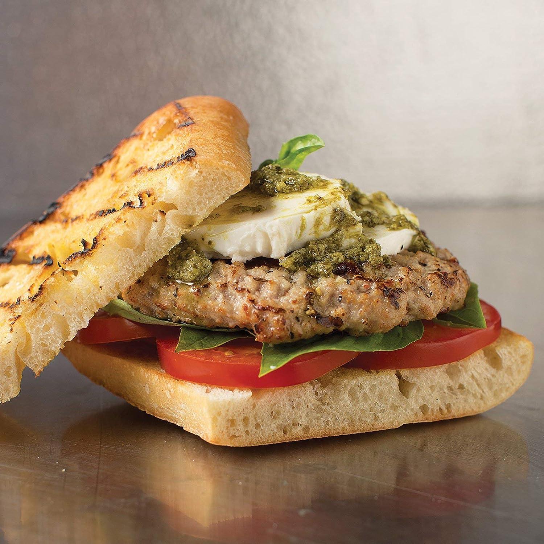 Omaha Steaks 8 (4 oz ) Turkey Burgers