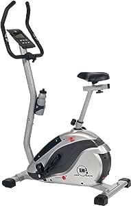 Christopeit EM - Bicicletas estáticas y de Spinning para Fitness ...