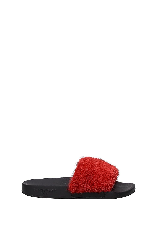 Givenchy Zapatillas y zuecos Mujer - Pelaje (BE08209806) EU
