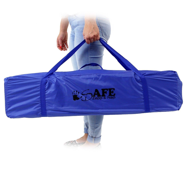 iSafe resto & Play - Cuna de viaje/parque de juegos - azul ...