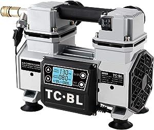TC·BL Portable Air Compressor 110V,Ultra Quiet Air Compressor Oil Free and Lightweight Small Air Pump.