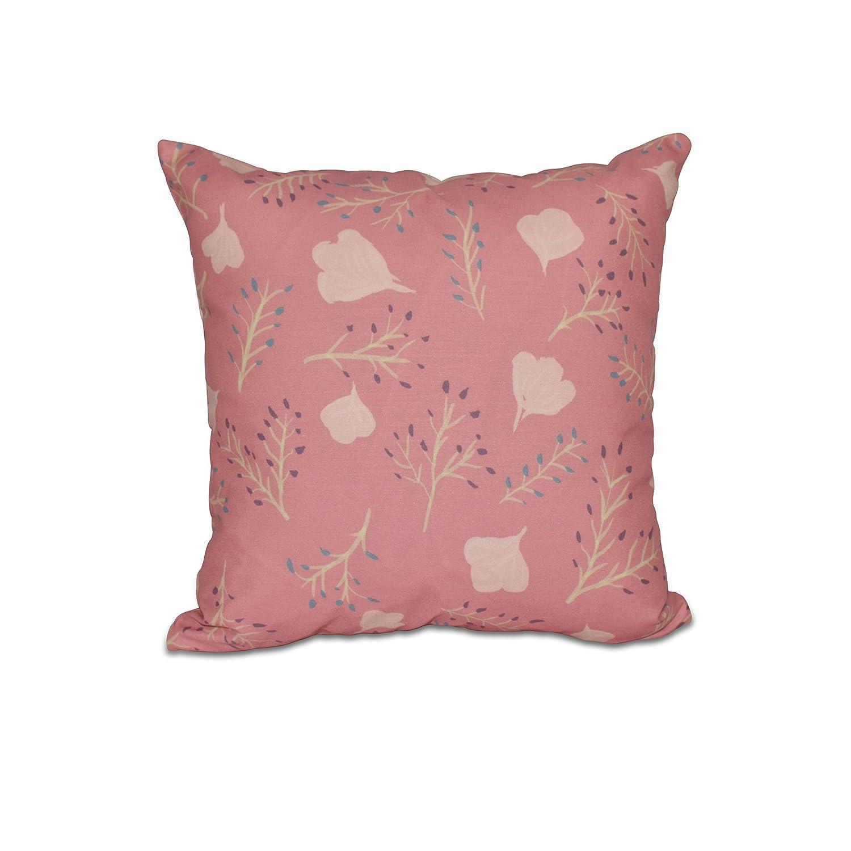 E by design O5PFN432OR9OR4-20 Printed Outdoor Pillow