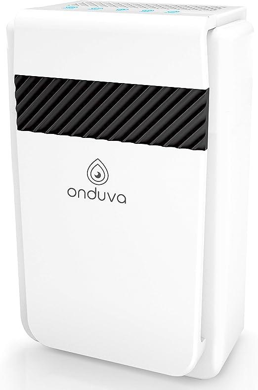 Purificador de Aire HEPA e Ionizador de Aire Onduva® (40m2 XXL ...