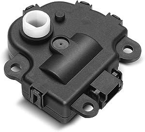 A-Premium HVAC Heater Air Door Actuator Replacement for Chevrolet Corvette 2005-2013 Impala Malibu Monte Carlo Buick LaCrosse Cadillac XLR Temperature Blend Door Actuator 1573517, 1574122, 604108