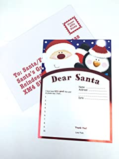 Dear father christmas raymond briggs letter writing kit letter to santa letter father christmas wish list envelope childrens xmas to santa spiritdancerdesigns