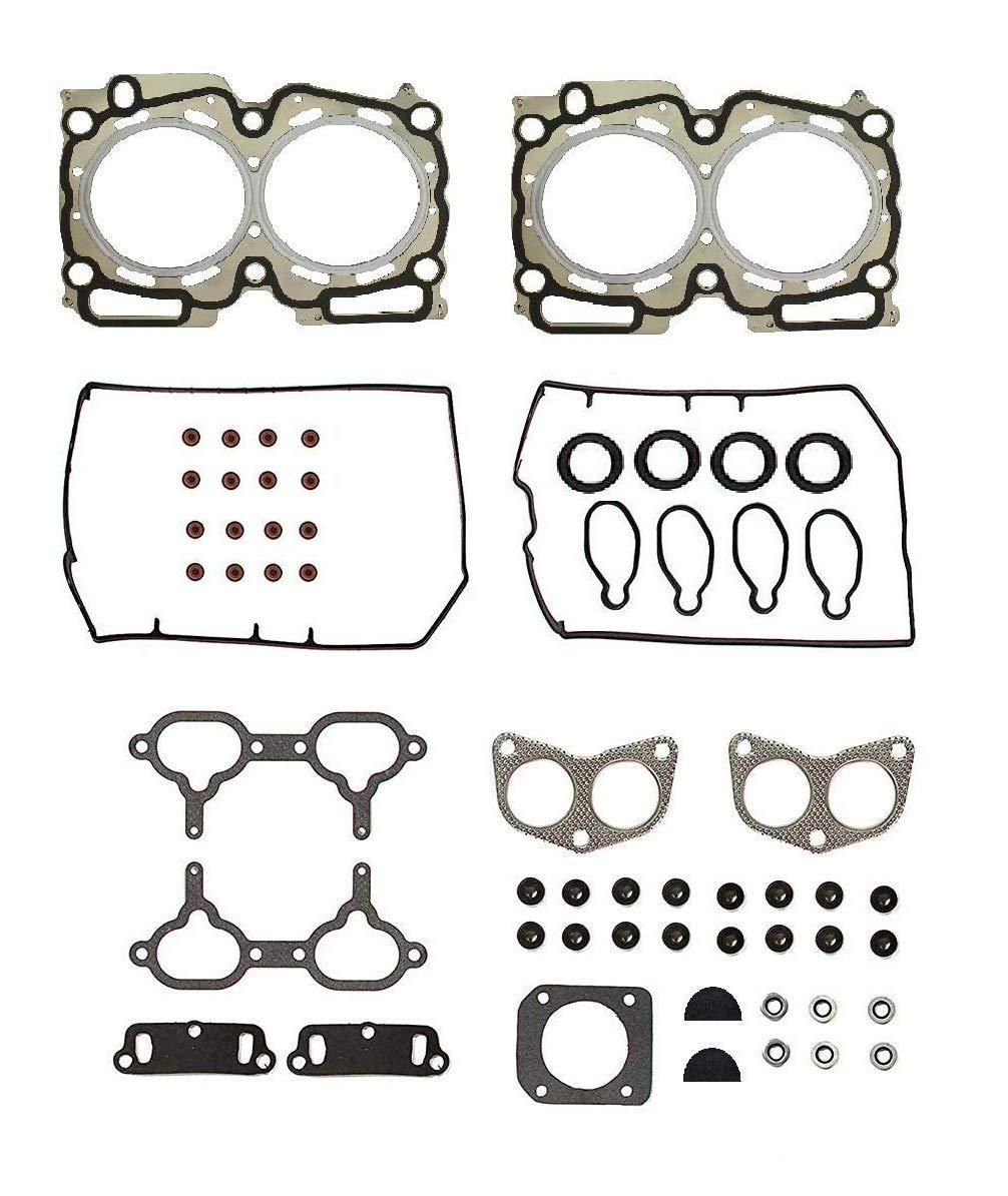 ERISTIC EH7260 Head Gasket Set For 98-99 Subaru 2.5 DOHC 16V EJ25 CADA Industrial CO. LTD.