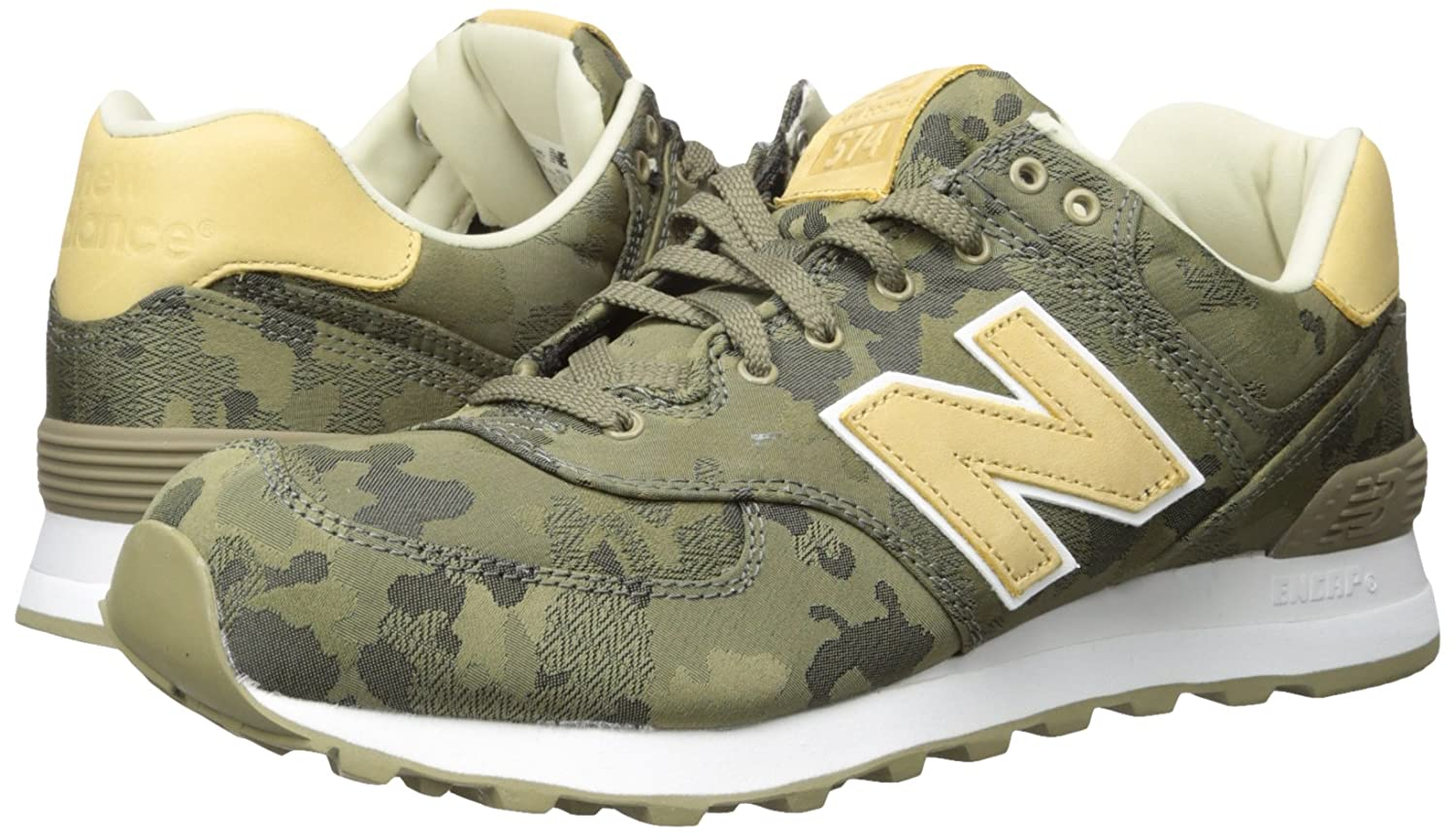 quality design 170ef 88c34 New Balance Men's 574 Cameo Pack Lifestyle Fashion Sneaker