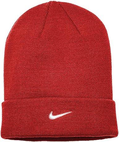 Nike Unisex Team Sideline Beanie - University Red/White, 867309-657