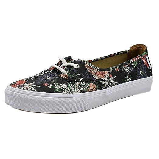 Women's Solana SF (Desert Floral) Black Skateboarding Shoes (5.5)