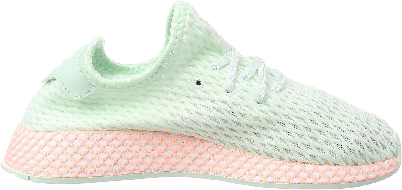 adidas Deerupt Runner Sneakers Ice MintClear Orange