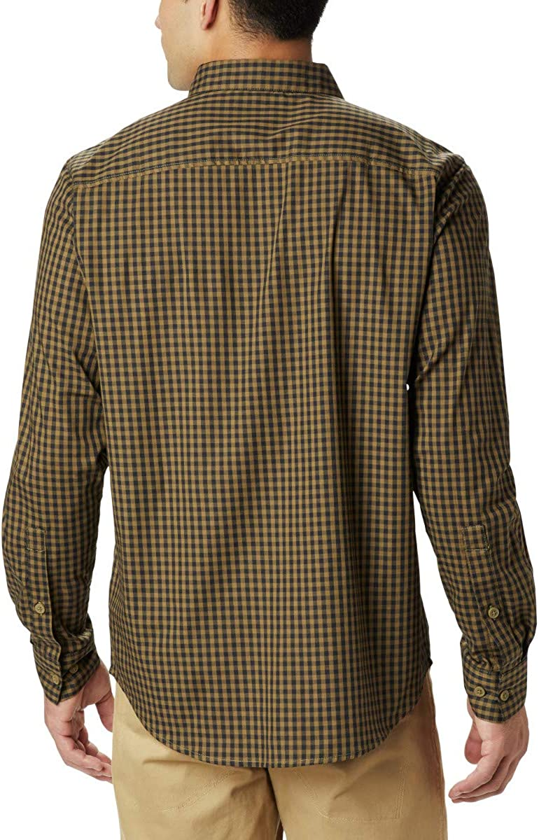 Columbia Mens Rapid Rivers Ii Long Sleeve Shirt