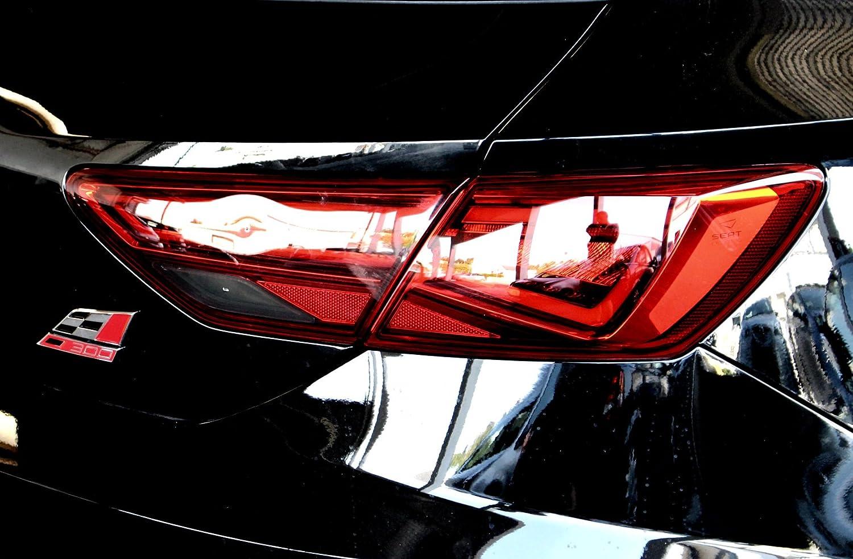 Finest Folia Rückleuchten Folie Aufkleber Set Links Rechts Heckleuchten Scheinwerfer Co27 28 C028 5f Facelift Limousine Dark Auto