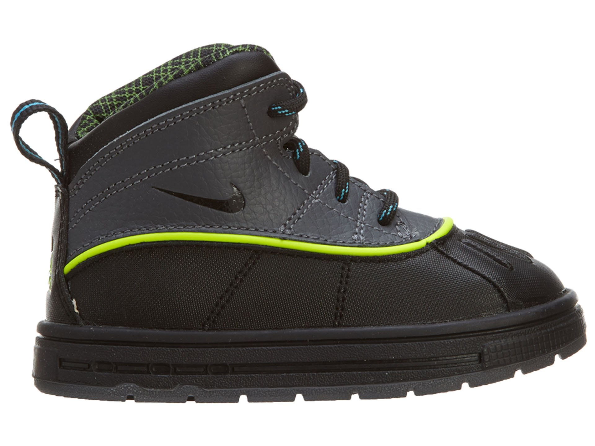 Nike Woodside 2 High (Td) Toddlers Boys/Girls Style: 524874-002 Size: 4 by Nike (Image #2)