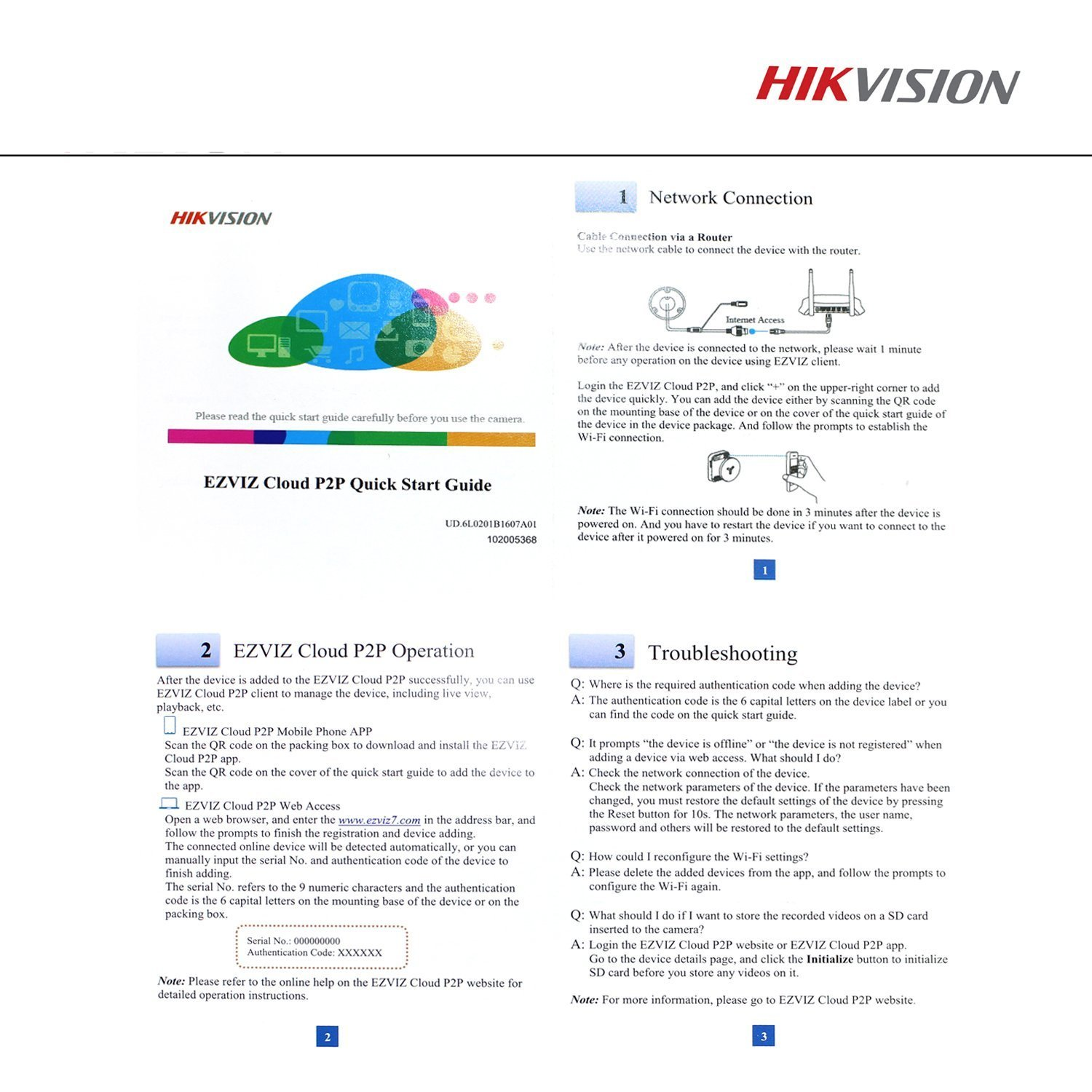 Amazon com : Hikvision DS-2CD2042WD-I 4MP Full HD WDR IR Bullet