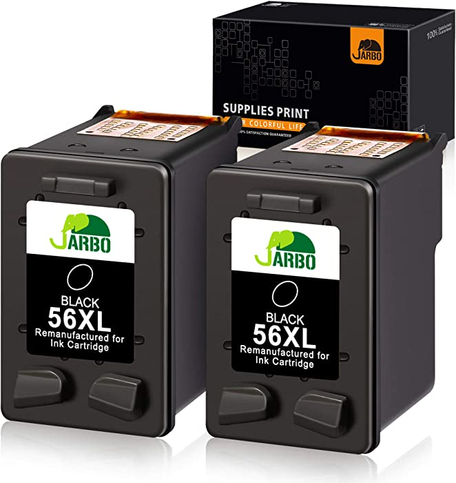 Top 9 Remanufactured Ink Cartridge Replacement For Hp 56