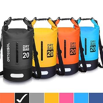 427d3d7545 Blackace 5L 10L 20L 30L Waterproof Sac Sec/Sac Sac étanche avec Longue  Sangle réglable
