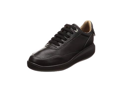 Geox Women's D Rubidia a Low Top Sneakers