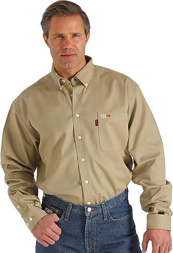 Cinch FR Flame Resistant Solid Shirt